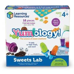 Learning Resources Yumology - Laboratorul de dulciuri