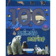 100 de animale marine