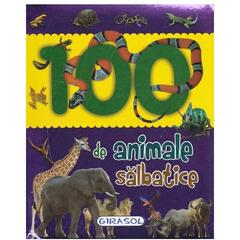 100 de animale salbatice