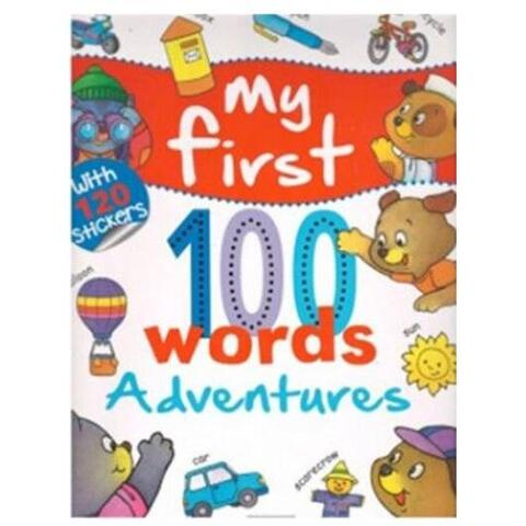 GIRASOL My first 100 words - Adventures
