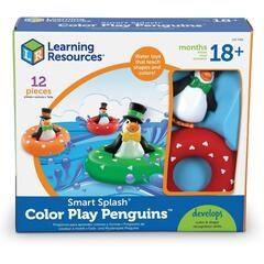 Learning Resources Set de potrivire - Pinguinii