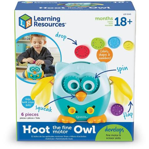 Learning Resources Joc interactiv - Bufnita cea isteata