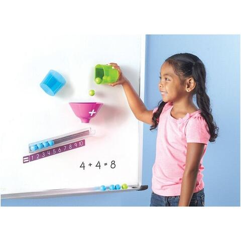 Learning Resources Joc magnetic - Distractie matematica