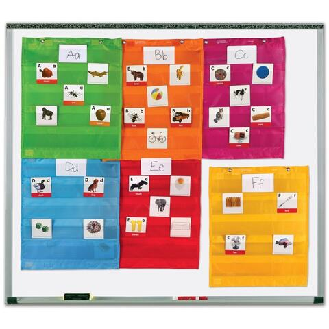 Learning Resources Set 6 panouri magnetice