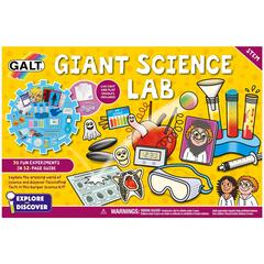 Set experimente - Giant Science Lab