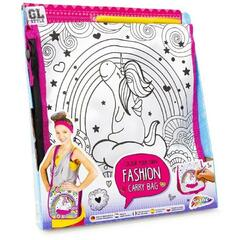 Grafix Set de creatie - Coloreaza gentuta Unicorn