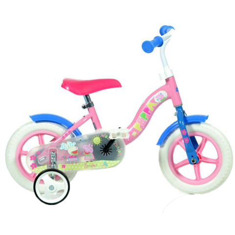 DINO BIKES Bicicleta copii 10'' - Purcelusa Peppa