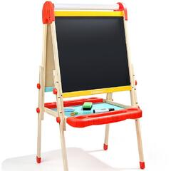 Tabla educativa 2 in 1 tip sevalet