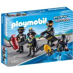 Playmobil Set de construit - echipa SWAT