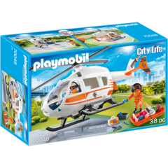 Playmobil Elicopter de salvare