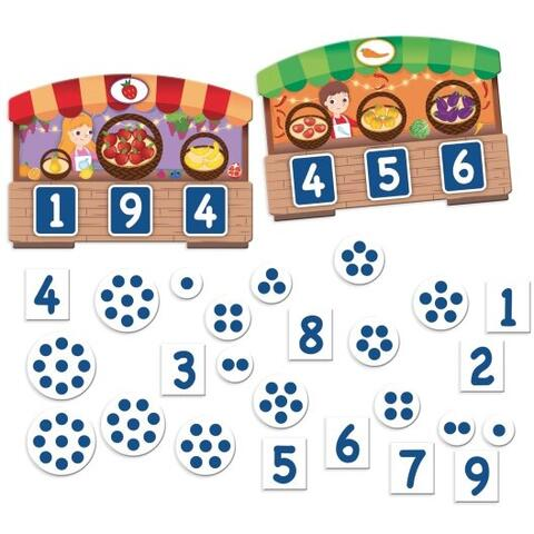 Headu Joc educativ - 123 Bingo