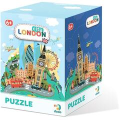 Puzzle - Londra (64 piese)