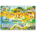 Dodo Puzzle - Animale din Africa (18 piese)