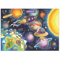 Dodo Puzzle - Spatiul cosmic (100 piese)