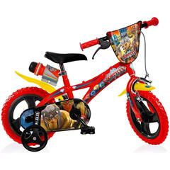 DINO BIKES Bicicleta copii 12'' - GORMITI