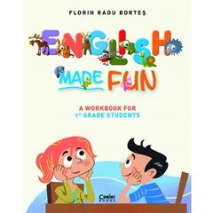 Corint English made fun. A workbook for 1 grade students