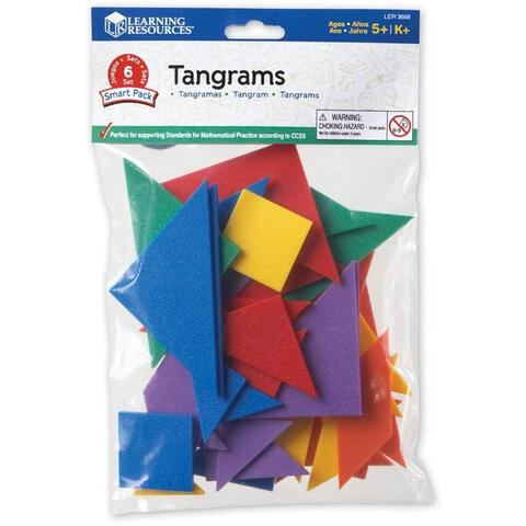 Learning Resources Tangram