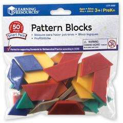 Learning Resources Forme geometrice (50 piese)