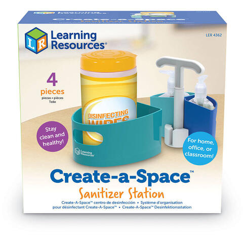 Learning Resources Organizator sanitar