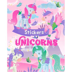 Unicorns stickers (roz)
