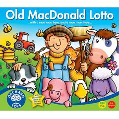 Orchard Toys Joc lotto - Ferma lui Old Macdonald