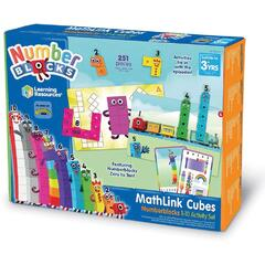 Learning Resources Set MathLink - Matematica distractiva