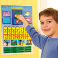 Learning Resources Calendar educativ magnetic