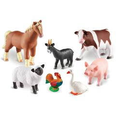 Learning Resources Joc de rol - Animalute de la ferma