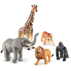 Learning Resources Joc de rol - Animalute din jungla