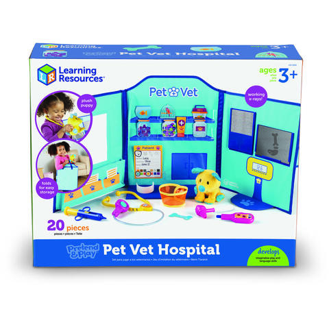 Learning Resources Spitalul animalelor