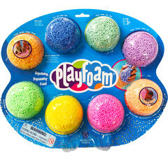 Spuma de modelat Playfoam™ - Set 8 culori