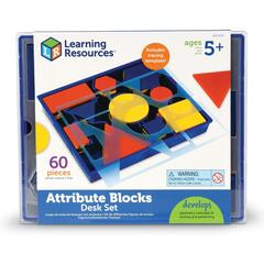 Learning Resources Set de sortat - Forme geometrice