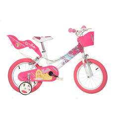 DINO BIKES Bicicleta copii 14'' Barbie
