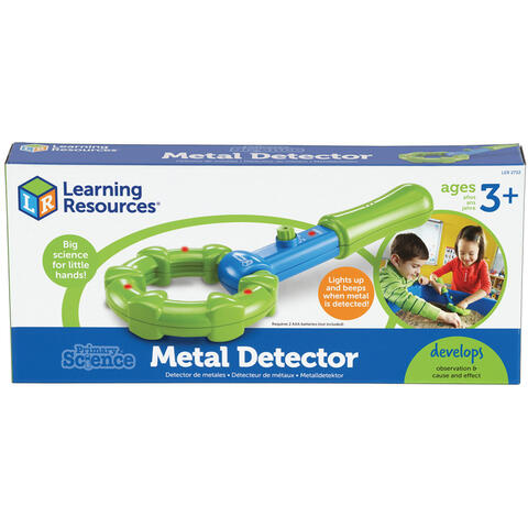 Learning Resources Detector de metale