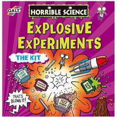 Horrible Science: Kit experimente explozive