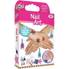 Fantastic Fashion: Set unghii artistice Nail Art