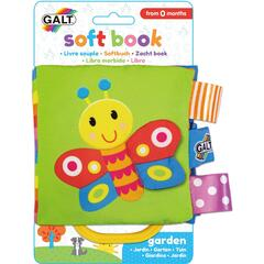 Soft Book: Carticica moale Garden