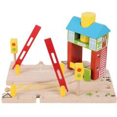 BIGJIGS Toys Set de bariere