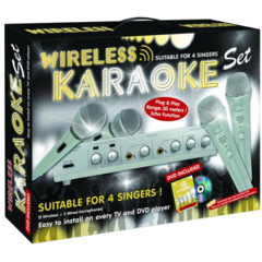 Karaoke Wireless DP103