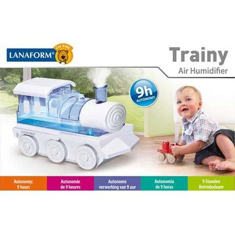 Lanaform Umidificator de camera Trainy