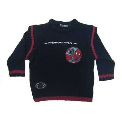 TV Mania Pulover Licenta Spiderman TVM017474