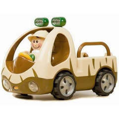 Tolo Toys Masinuta Safari First Friends