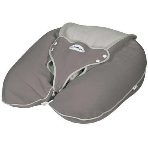Candide Perna alaptare Multirelax Jersey Coton 3 in 1