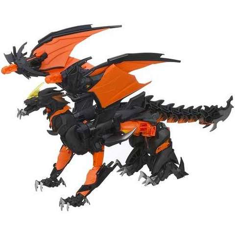 Hasbro TRA PRIME FIRE BREATH PREDAKING