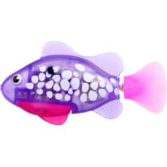 Led Robofish - pestisor mov cu Led