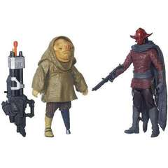 Star Wars - Figurine First Mate Quiggold si Sidon Ithano