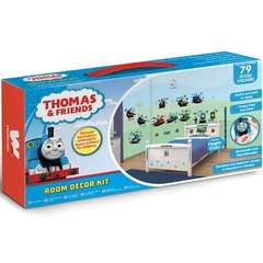 Walltastic Kit Decor Thomas and Friends