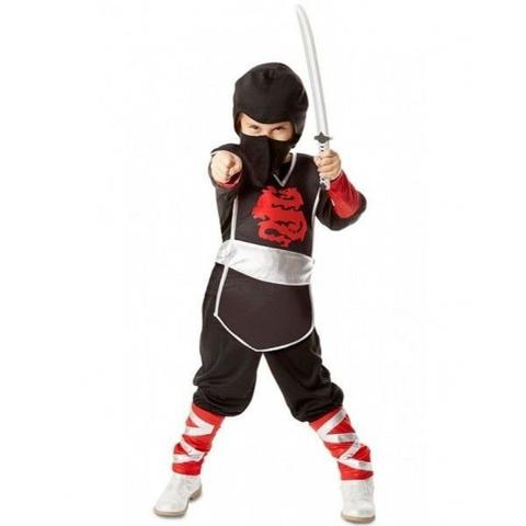 Melissa&Doug Costum de carnaval Ninja Super Melissa and Doug