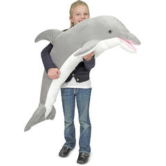 Delfin gigant din plus Melissa and Doug