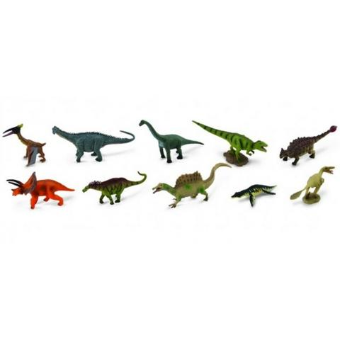 Set 10 mini dinozauri Collecta 2